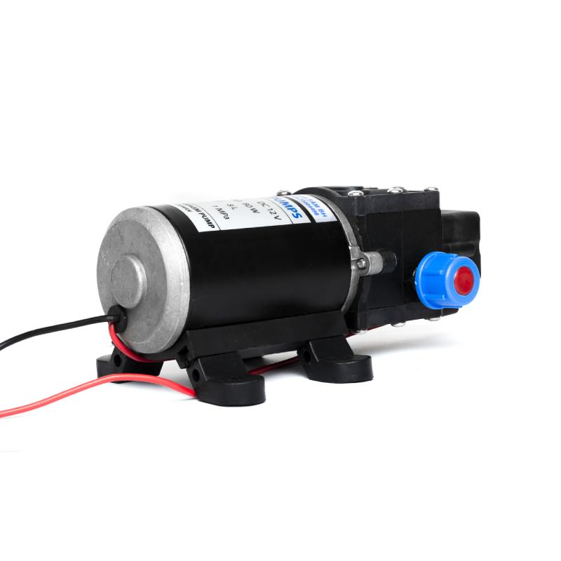 Máy bơm nước mini áp lực SmartPumps 12V 80W 8L