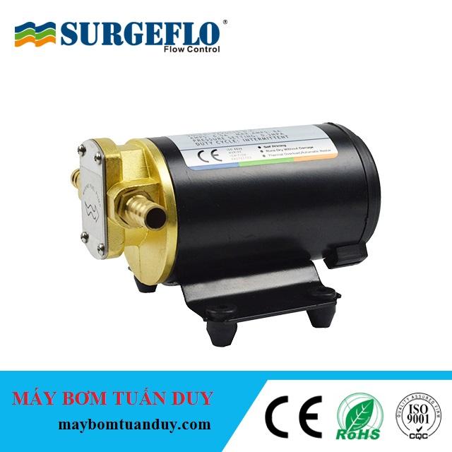 Máy bơm dầu Diesel Surgeflo FP-12 12V 72W 14L