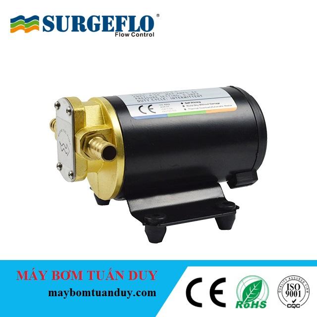 may bom dau diesel surgeflo fp 24 24v 48w 14l