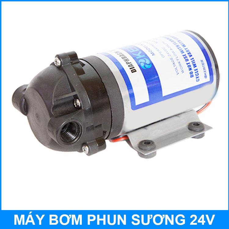 may phun suong 24v