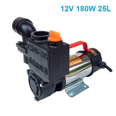Máy bơm nước đẩy cao 12V 180W