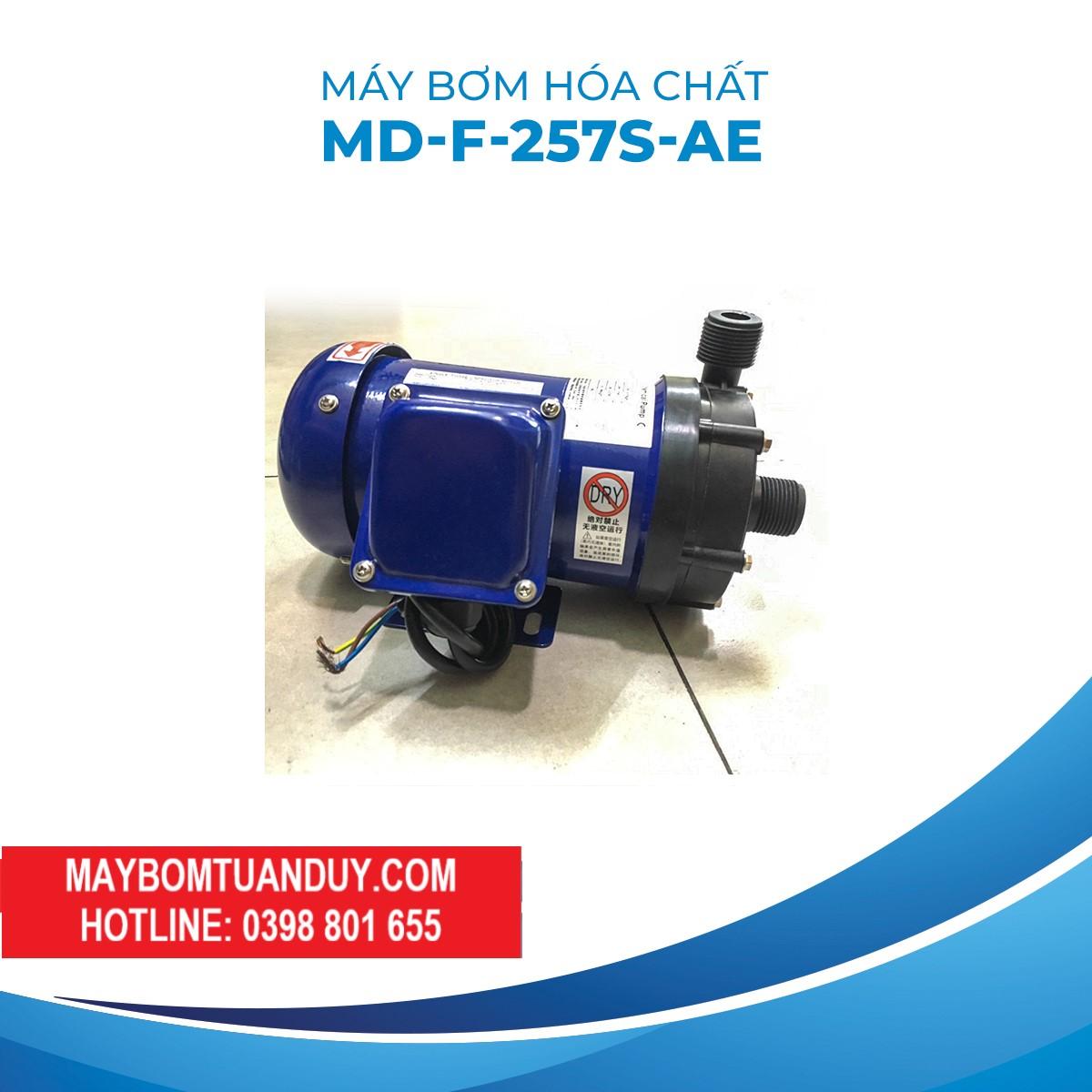 Máy Bơm Hóa ChấtMD-F-257S-AE 220V 180W 86L/P