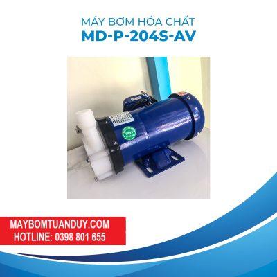 Máy Bơm Hóa ChấtMD-P-204S-AV 220V 65W 45L/P
