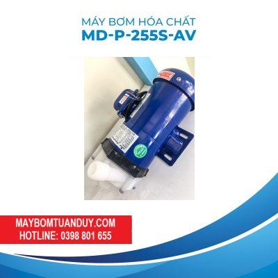 Máy Bơm Hóa ChấtMD-P-255S-AV 220V 90W 60L/P