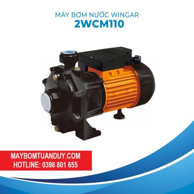Máy Bơm Nước Wingar 2WCM 110B 220V 1.5HP 120L/P