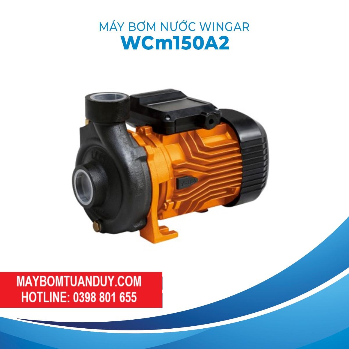 Máy Bơm Nước Wingar WCM150A2 220V 2HP 500L/P