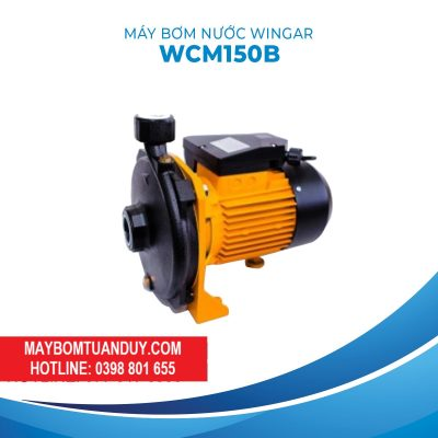 Máy Bơm Nước Wingar WCM150B 220V 2HP 140L/P