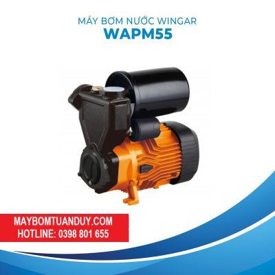 Máy Bơm Nước Wingar WAPM55 220V 0.8HP 45L/P