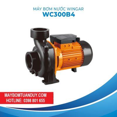 Máy Bơm Nước Wingar WC300B4 220V 4HP 1200L/P